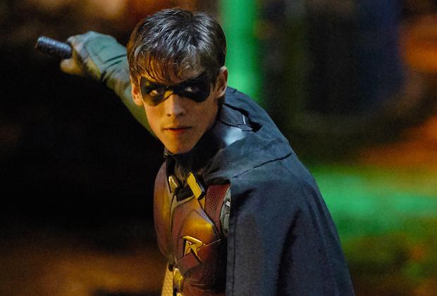 Titans Robin Starfire Spoilers