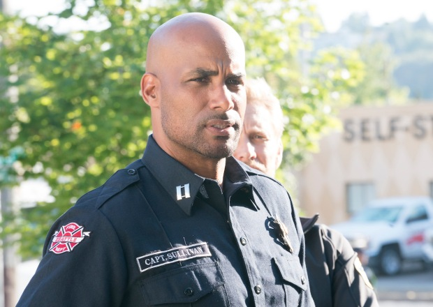 Station 19 Cast Boris Kodjoe Promoted