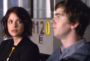 The Good Doctor - Shaun and Lea in Season 2, Episode 3