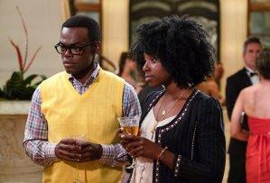 The Good Place Season 3 Episode 4 Chidi Simone