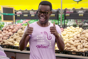 The Good Place Season 3 Episode 5 Chidi Wine Shirt