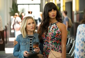 The Good Place Season 3 Episode 6 Eleanor Tahani