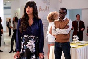 The Good Place Season 3 Episode 7 Tahani Chidi