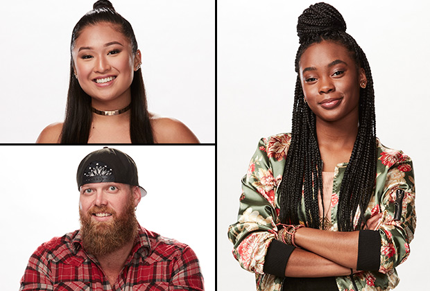 the-voice-season 15 best blind auditions photos sandyredd