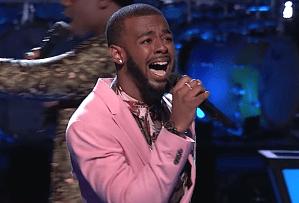 the voice recap dave fenley jake wells battles