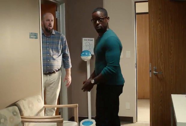 This Is Us Deleted Scene Season 3 Episode 3 Randall Toby