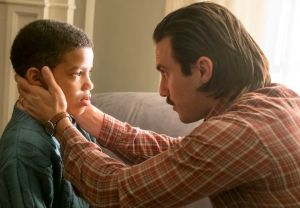 This Is Us Milo Ventimiglia Interview Jack Hands Breathe