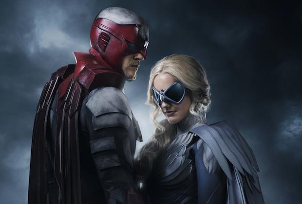 Titans 1x02 Dove Dies