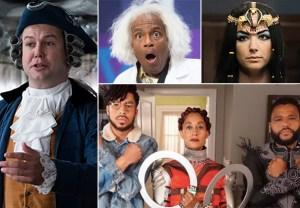 TV Halloween Costumes 2018