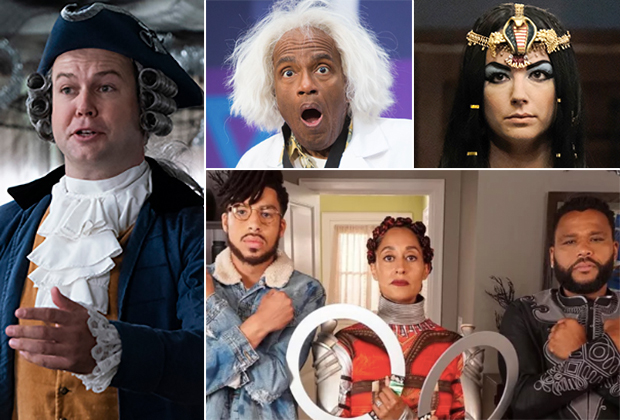 TV Halloween Costumes 2018