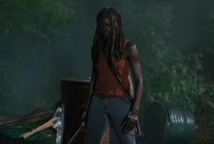 the-walking-dead-season 9 episode 4 recap michonne negan