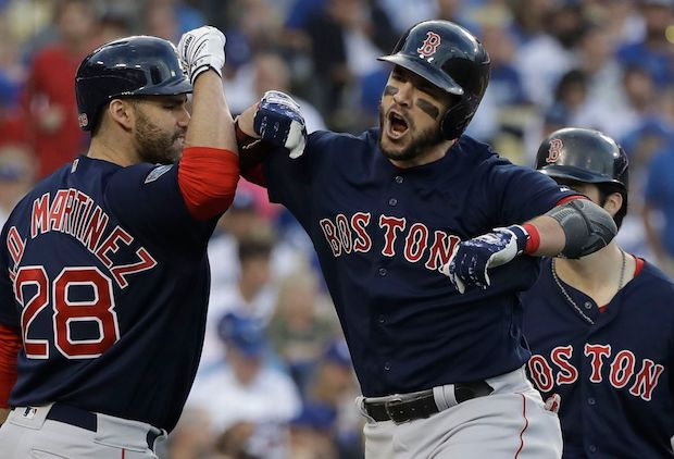 World Series Red Sox Win