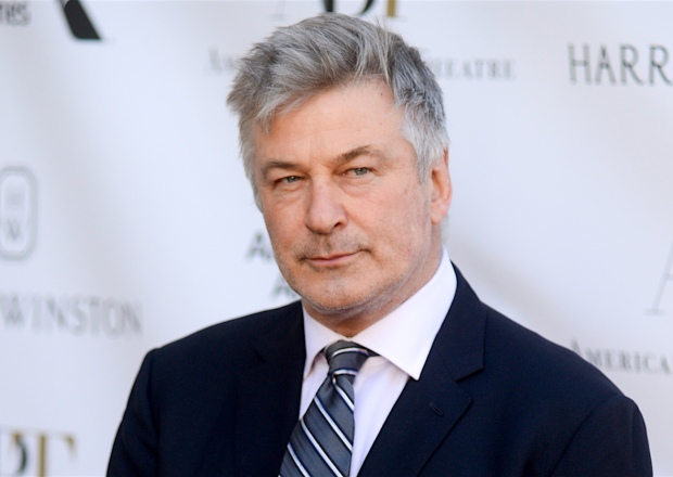 Alec Baldwin Arrested