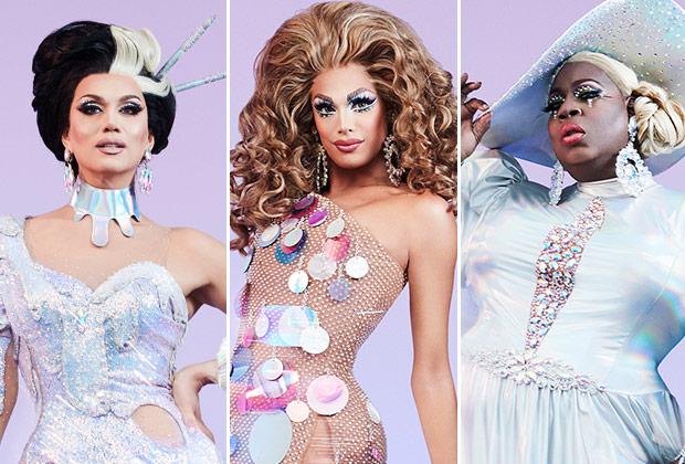 RuPaul's Drag Race All Stars 4 Cast