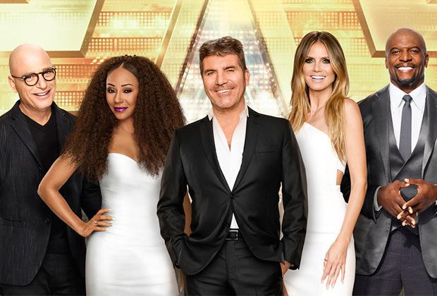 America's Got Talent: The Champions Cast