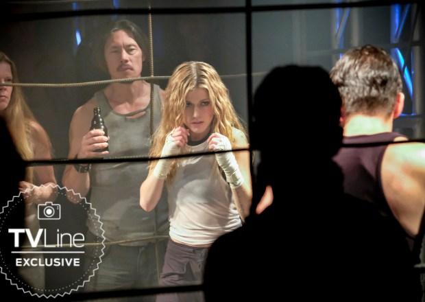 Arrow Season 7 Maya
