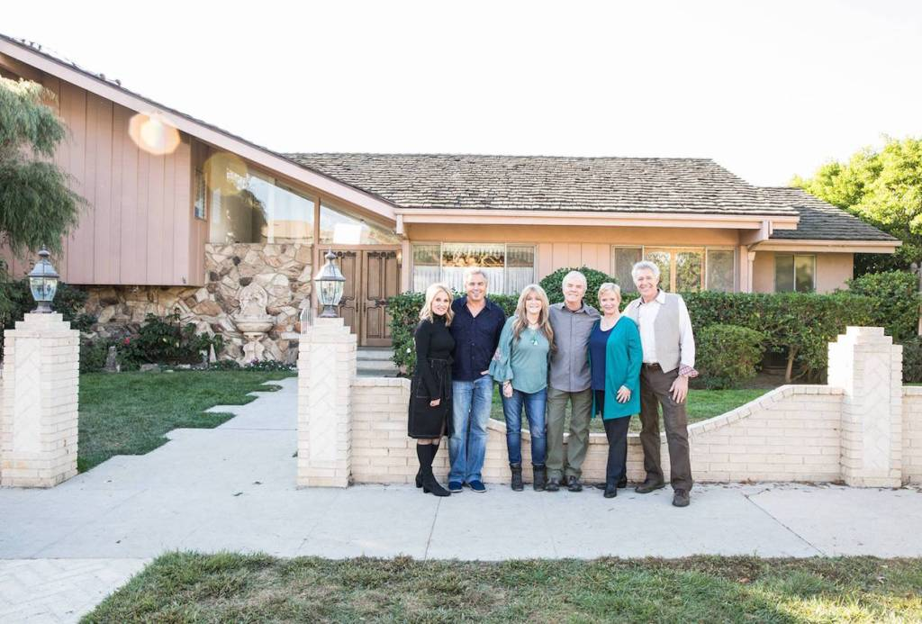 Brady Bunch House Reunion HGTV