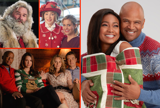 TV Christmas Movies Guide 2018