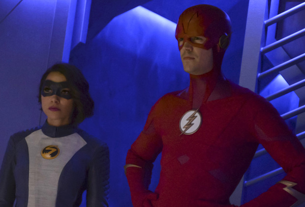 Flash Recap 5x07