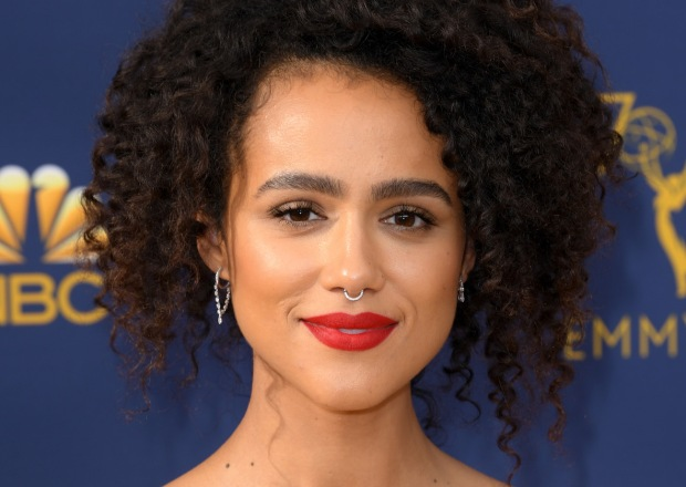 Four Weddings and a Funeral Nathalie Emmanuel