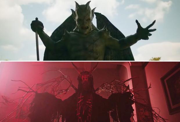 Legacies Riverdale Gargoyles