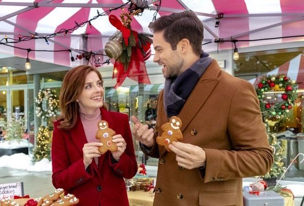Mingle All the Way Hallmark Channel Christmas Movie