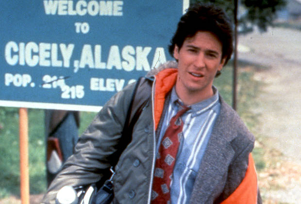 Northern Exposure Revival Rob Morrow