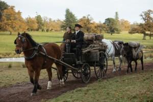 Outlander Season 4 Sam Heughan Caitriona Balfe Interview Sex Episode 1