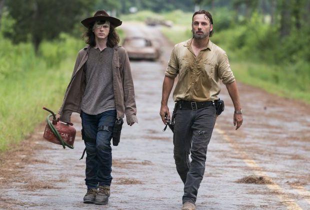 Rick Carl Season 9