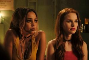 Riverdale Season 3 Episode 5 Toni Cheryl
