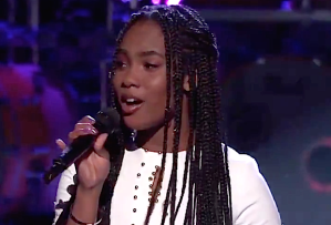 the voice kennedy holmes michael lee knockouts