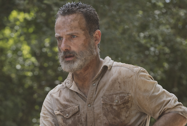 the walking dead video andrew lincoln cast goodbye