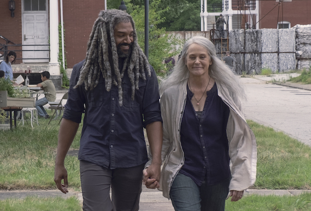 the walking dead season 9 episode 6 recap whisperers