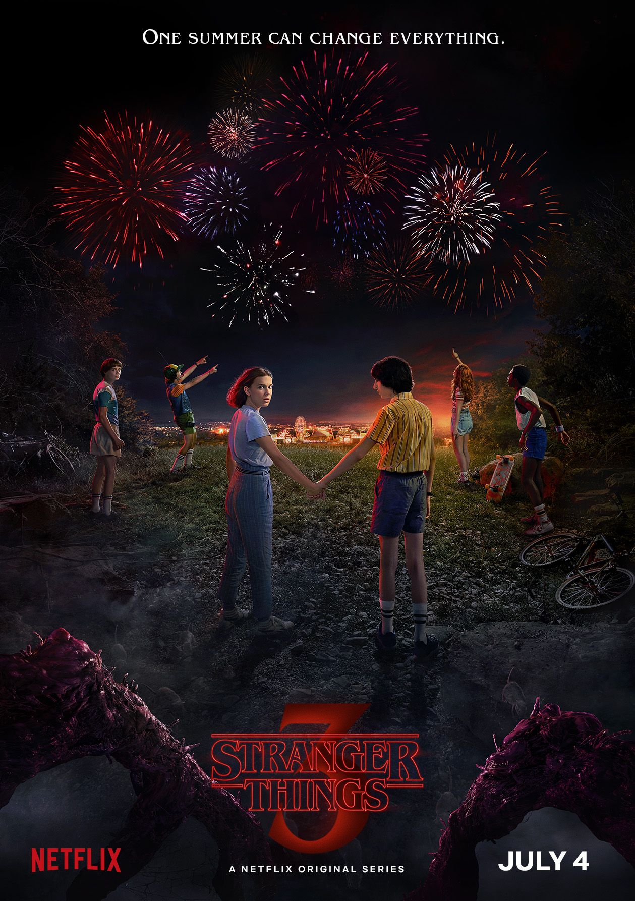 Stranger Things Season 3 Premiere
