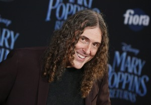 'Weird Al' Yankovic on Happy!