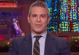 andy cohen father announcement video