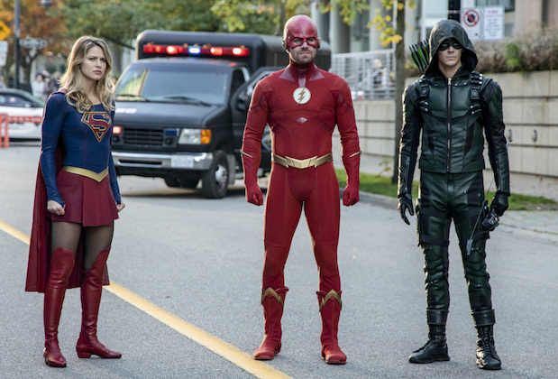 Arrow Elseworlds Ratings