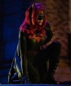 Arrowverse Crossover Batwoman
