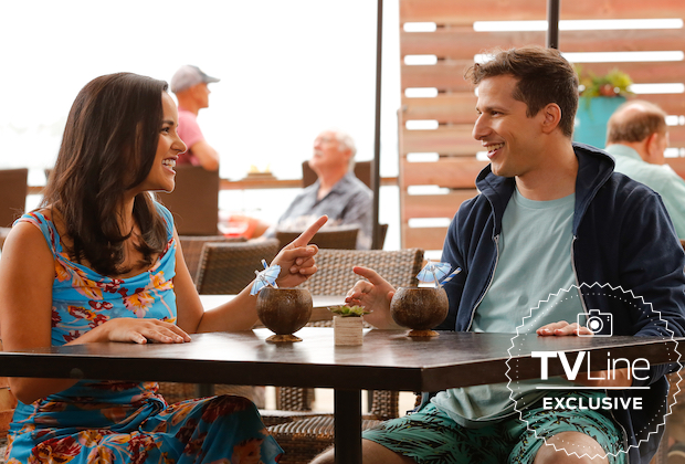brooklyn nine nine season 6 episode 1 honeymoon