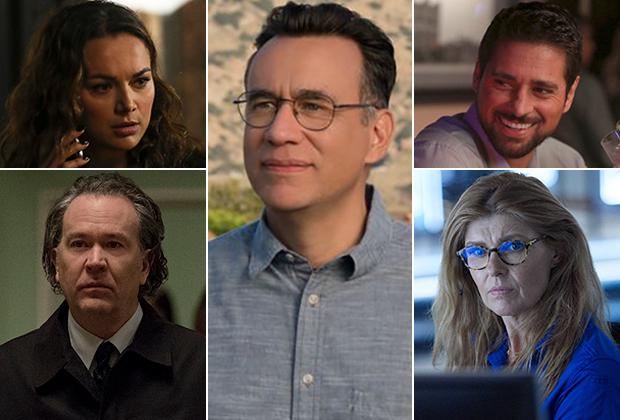 Busiest TV Actors 2018