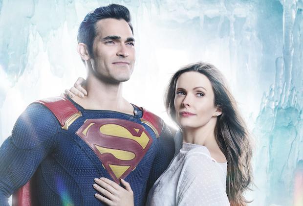 Elizabeth Tulloch as Lois Lane: Arrowverse Crosover Preview Interview   TVLine