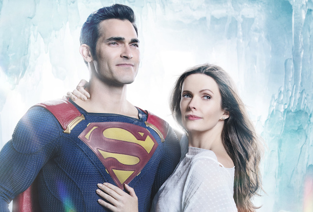Superman Lois TV Series The CW