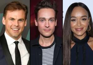 Four Weddings and a Funeral Tom Mison Cast Season 1