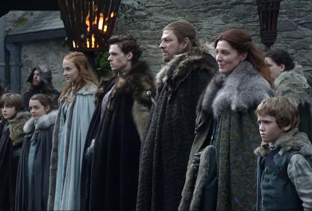 Game of Thrones Reunion Richard Madden Season 8