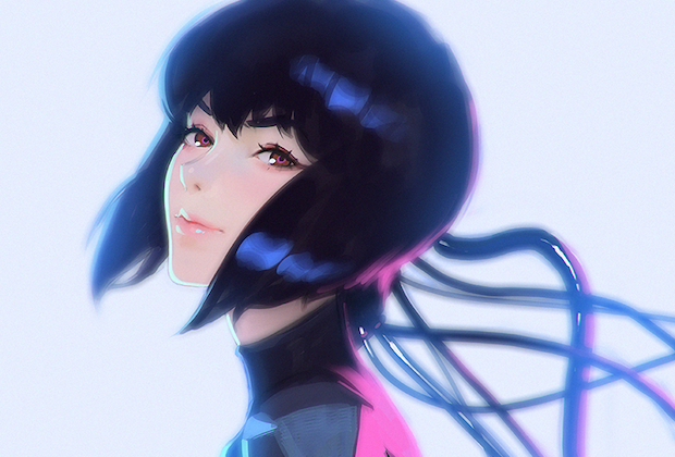ghost in the shell netflix