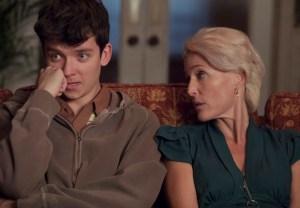 Gillian Anderson Sex Education Trailer Video Season 1 Netflix