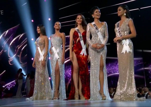 Miss Universe 2018 Winnr