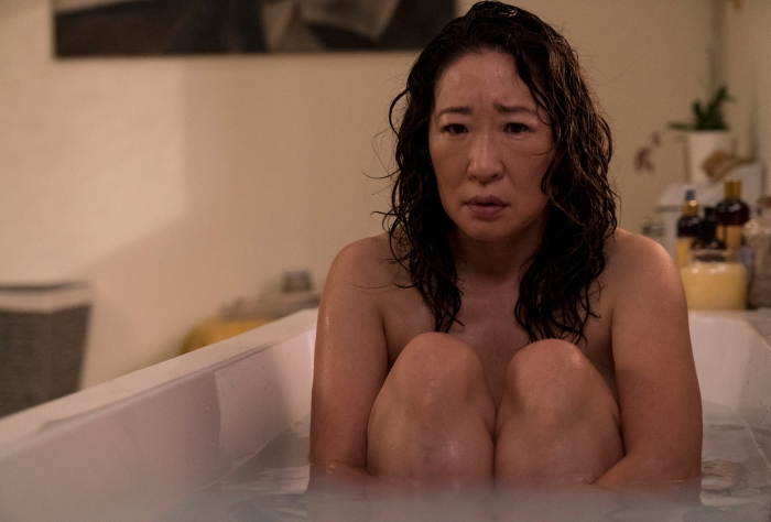 Killing Eve Season 2 Episode 1 Sandra Oh