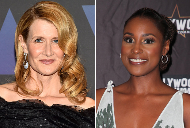 Laura Dern Issa Rae Cabbage Patch The Dolls Riots