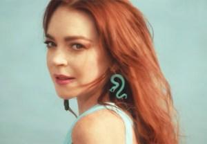 Lindsay Lohan's Beach Club Promo